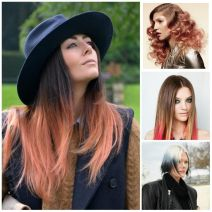 Crazy colorful hair colour ideas for long hair 124
