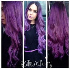Crazy colorful hair colour ideas for long hair 167