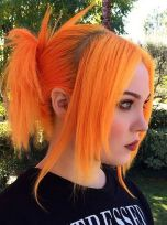 Crazy colorful hair colour ideas for long hair 170
