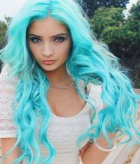 200+ Crazy Colorful Hair Coloring Ideas for Long Hair that ...