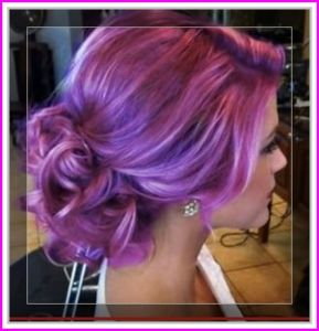 Crazy colorful hair colour ideas for long hair 21