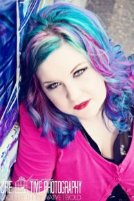Crazy colorful hair colour ideas for long hair 217