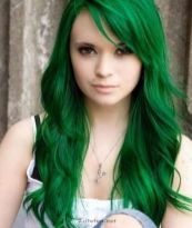 Crazy colorful hair colour ideas for long hair 63