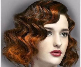 Crazy hair colour ideas for medium and short hair 102