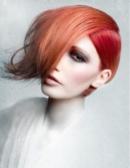 Crazy hair colour ideas for medium and short hair 41