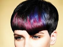 Crazy hair colour ideas for medium and short hair 52