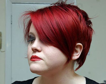 Crazy hair colour ideas for medium and short hair 66