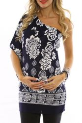 Fashionable maternity outfits ideas for summer and spring 116