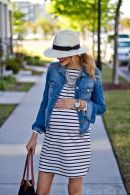 Fashionable maternity outfits ideas for summer and spring 3