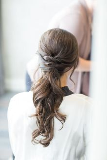 Gorgeous rustic wedding hairstyles ideas 57