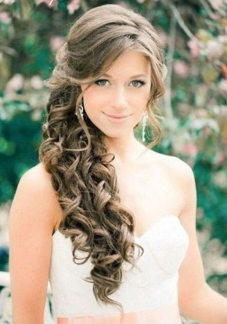 Gorgeous rustic wedding hairstyles ideas 65