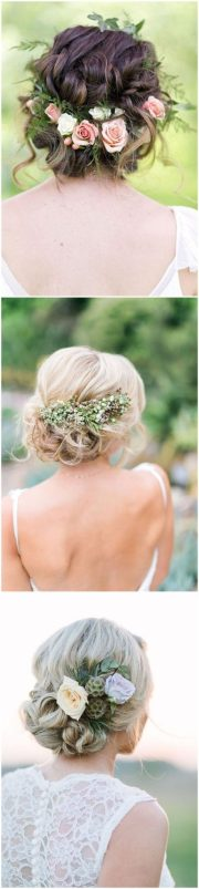 gorgeous rustic wedding hairstyles
