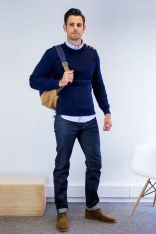 Inspiring casual men fashions for everyday outfits 17
