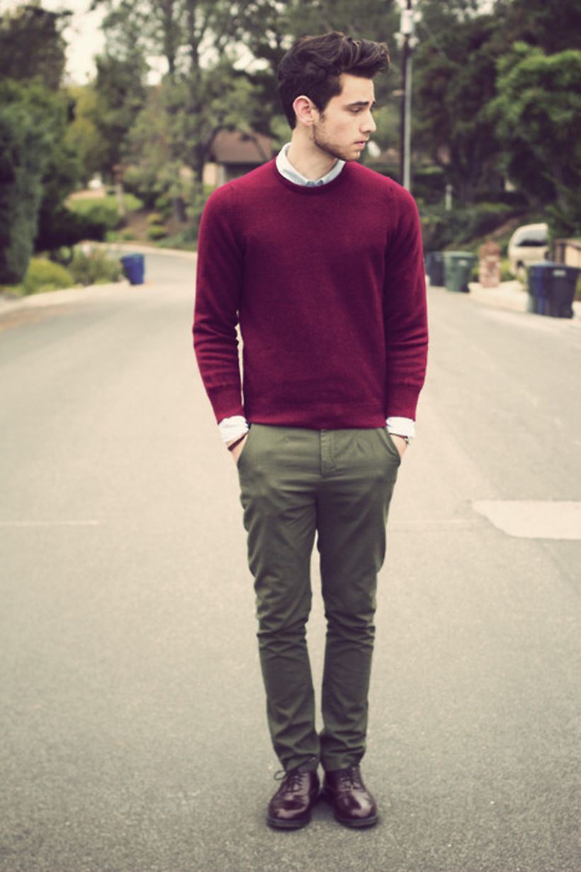 Inspiring casual men fashions for everyday outfits 30
