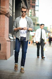 Inspiring casual men fashions for everyday outfits 44