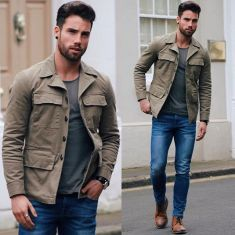 Inspiring casual men fashions for everyday outfits 49