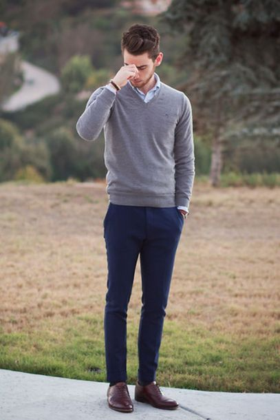 Inspiring casual men fashions for everyday outfits 65