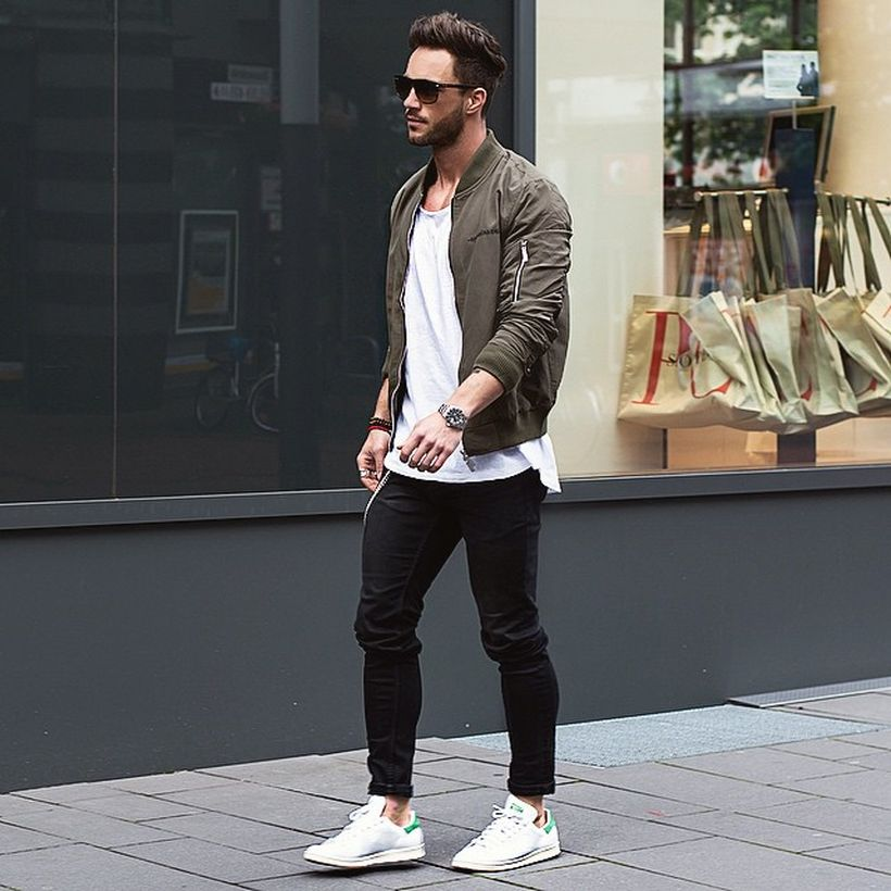 Inspiring casual men fashions for everyday outfits 75