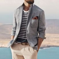 Inspiring casual men fashions for everyday outfits 79