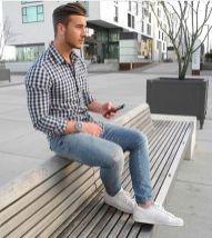 Inspiring casual men fashions for everyday outfits 89