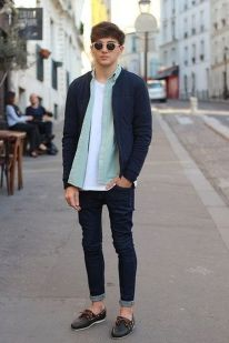 Inspiring casual men fashions for everyday outfits 93
