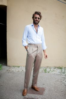 Inspiring mens classy style fashions outfits 15