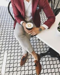 Inspiring mens classy style fashions outfits 17