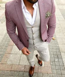 Inspiring mens classy style fashions outfits 18