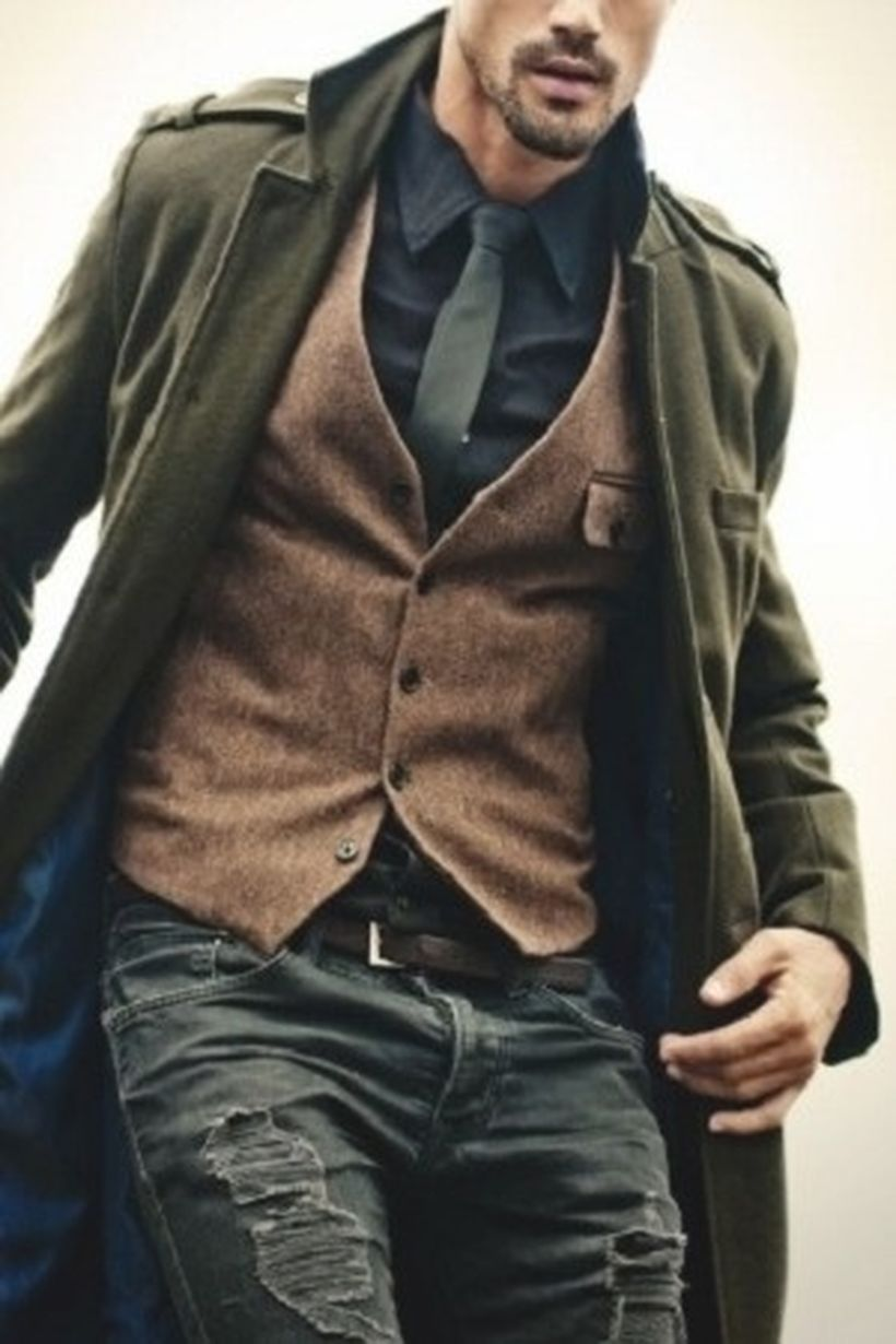 Inspiring mens classy style fashions outfits 23