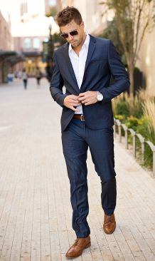 Inspiring mens classy style fashions outfits 54