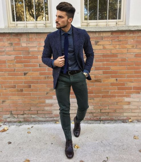 Inspiring mens classy style fashions outfits 8