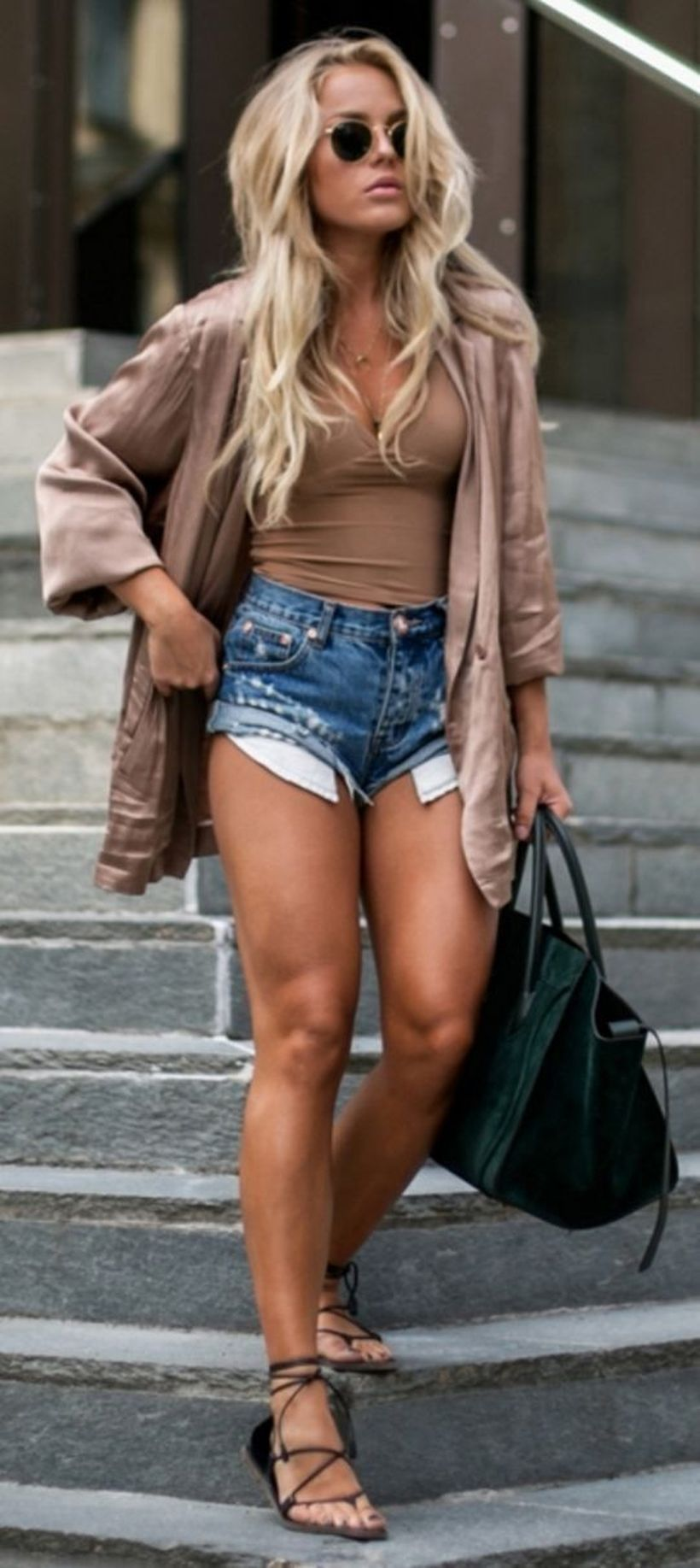 Inspiring simple casual street style outfits ideas 103