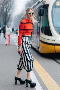 Inspiring simple casual street style outfits ideas 105