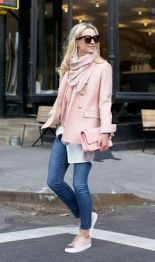 Inspiring simple casual street style outfits ideas 4