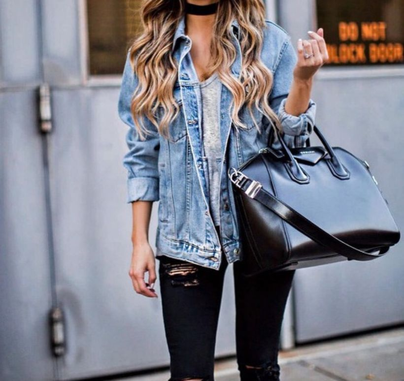 Inspiring simple casual street style outfits ideas 55