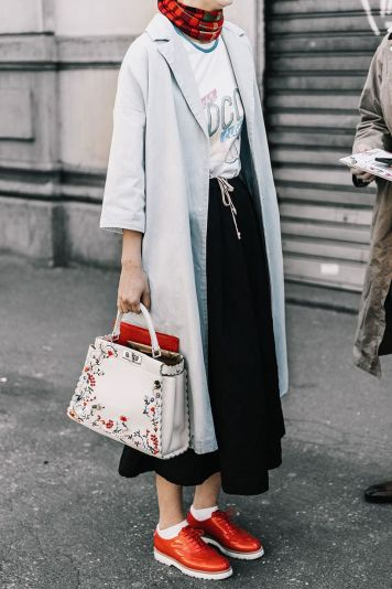 Inspiring simple casual street style outfits ideas 77