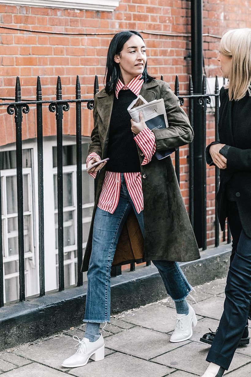 Inspiring simple casual street style outfits ideas 82