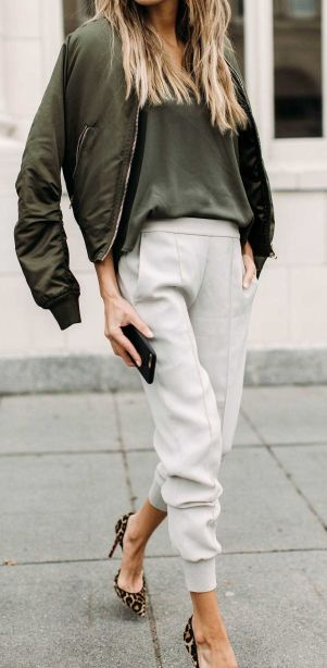 Inspiring simple casual street style outfits ideas 91