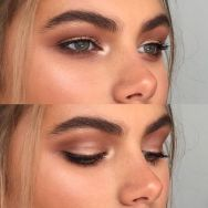 Perfect natural bold brows ideas 16