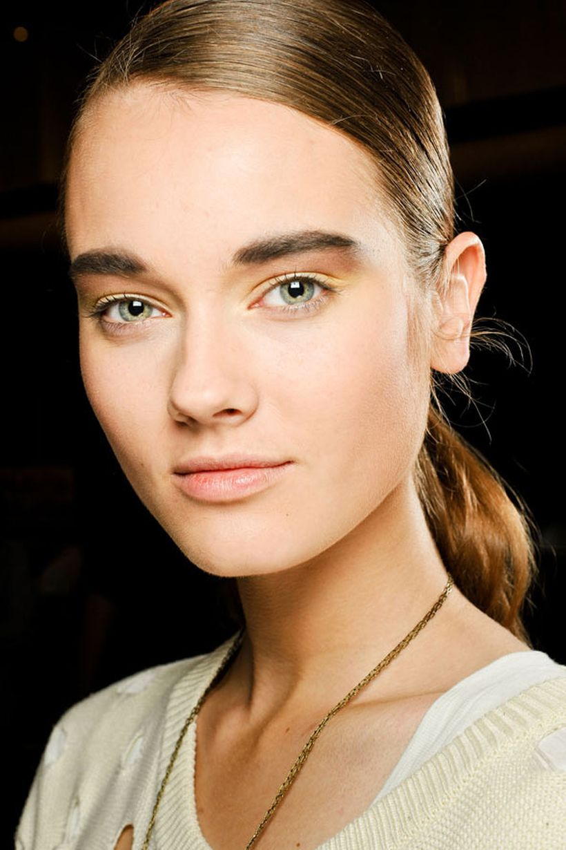 Perfect natural bold brows ideas 39