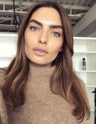 Perfect natural bold brows ideas 7
