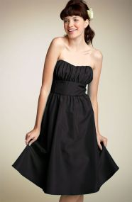 Stunning black short dresses outfits for party ideas 110