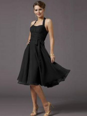 Stunning black short dresses outfits for party ideas 122