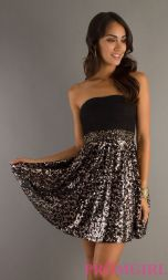Stunning black short dresses outfits for party ideas 31