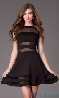 125 Stunning Black Short Dresses for Party Outfits Ideas ...