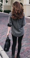 Stylish leather tote bags for work 55