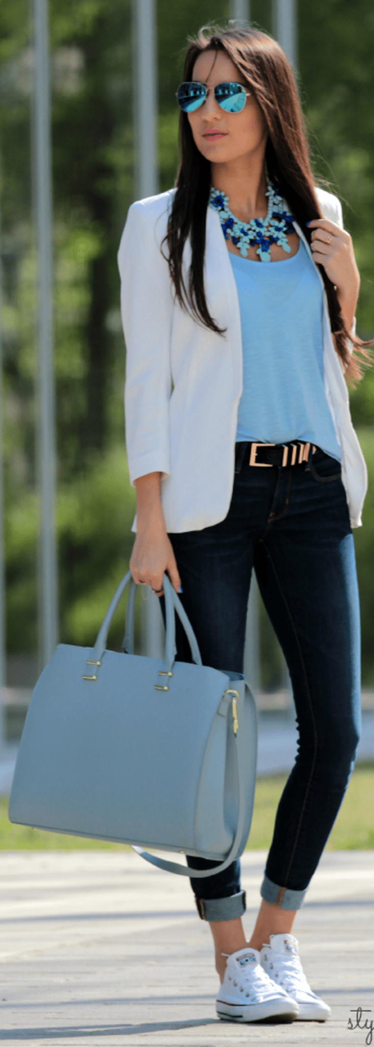 Stylish leather tote bags for work 68