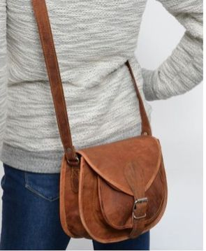 Stylish leather tote bags for work 94
