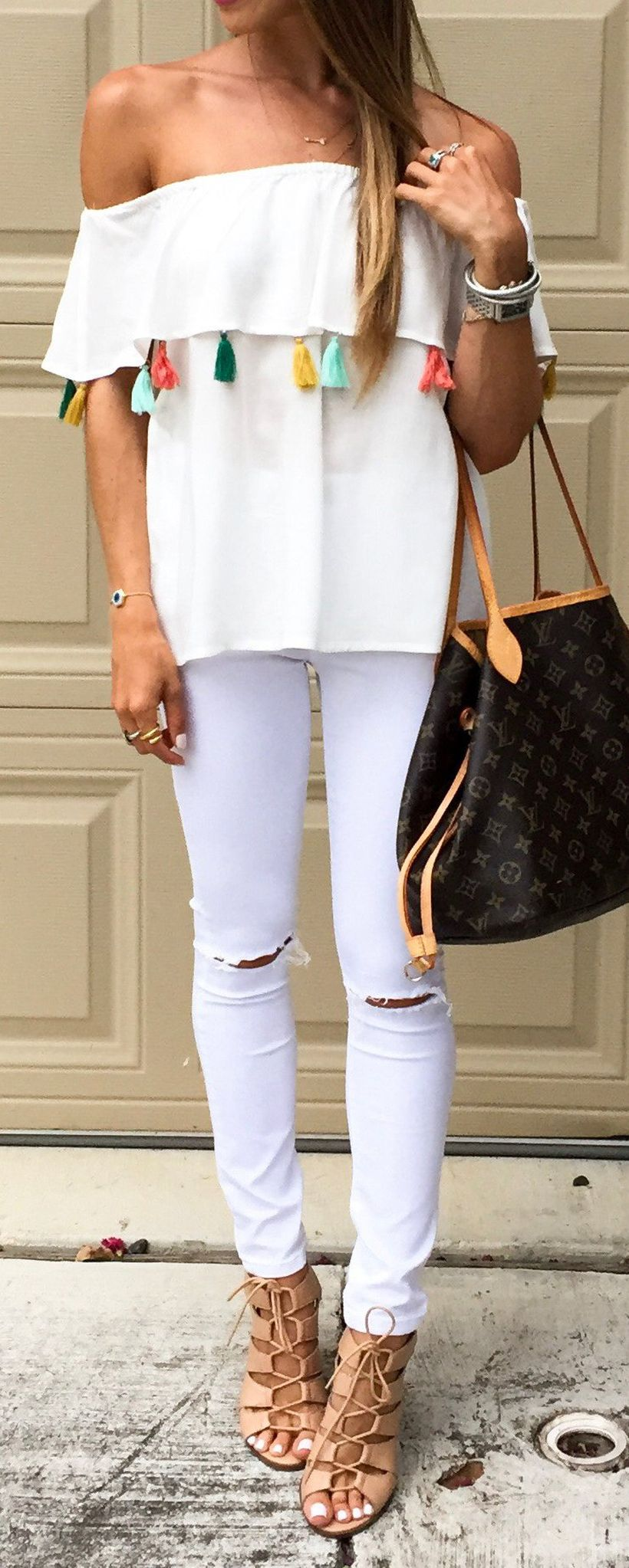Stylish leather tote bags for work 97