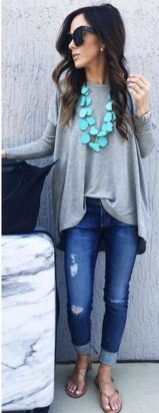 Best casual fall night outfits ideas for going out 10